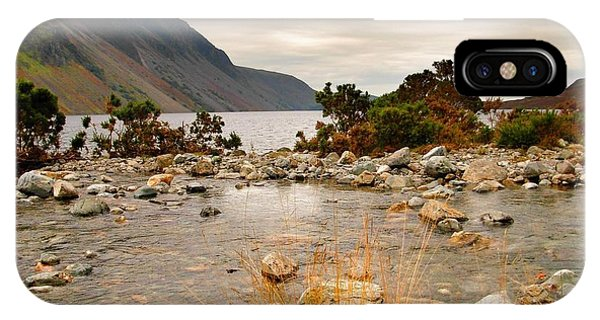 Beautiful Wastwater IPhone Case