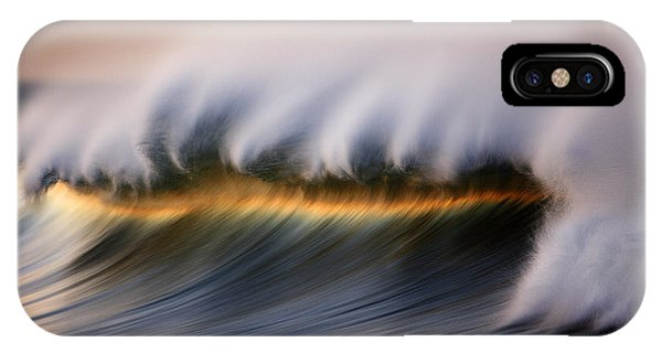 Beautiful Wave Mg_8910 IPhone Case