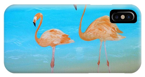Beauty And Grace IPhone Case