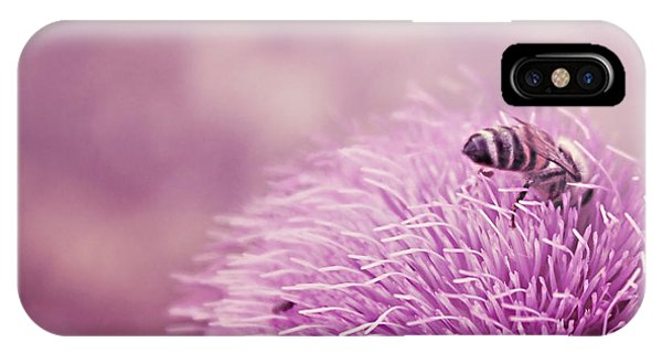 Beauty And The Bee IPhone Case