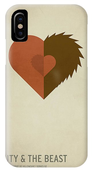 Beauty And The Best IPhone Case