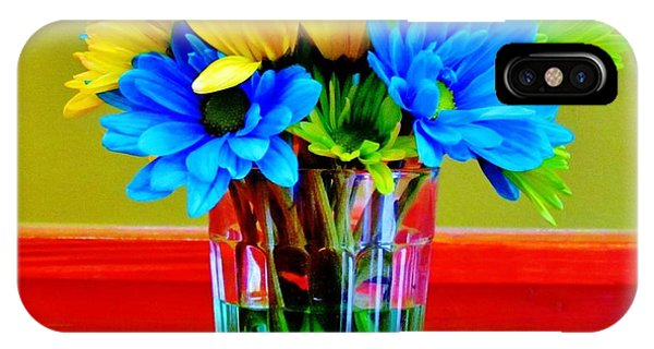 Beauty In A Vase IPhone Case