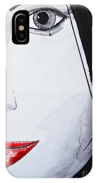 Beauty Phone Case by Michael Rados