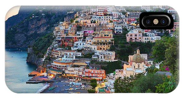 Beauty Of The Amalfi Coast  IPhone Case