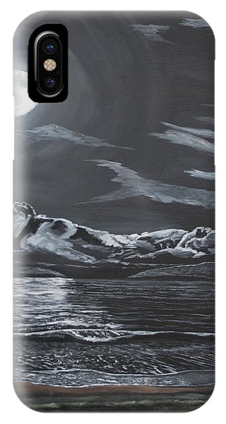 Beauty Of The Night IPhone Case