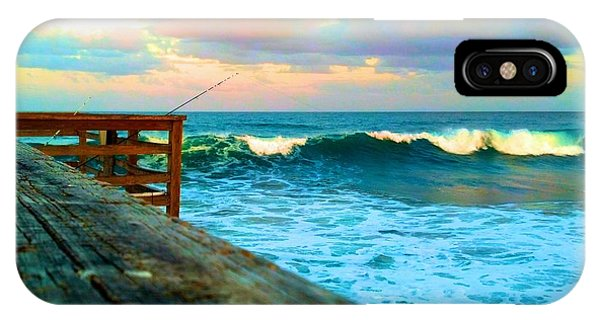 Beauty Of The Pier IPhone Case