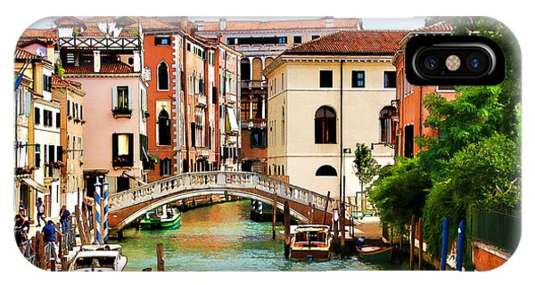 Beauty Of Venice IPhone Case