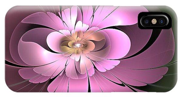 Beauty Queen Of Flowers IPhone Case