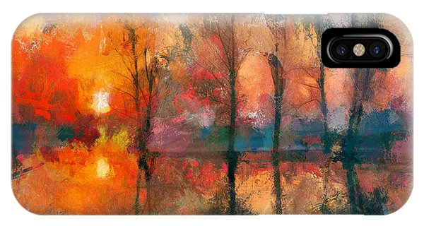 Beauty Sunset Phone Case by Yury Malkov