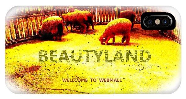 Beautyland IPhone Case