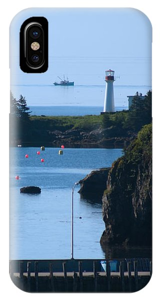 Beaver Harbour Nb Canada IPhone Case