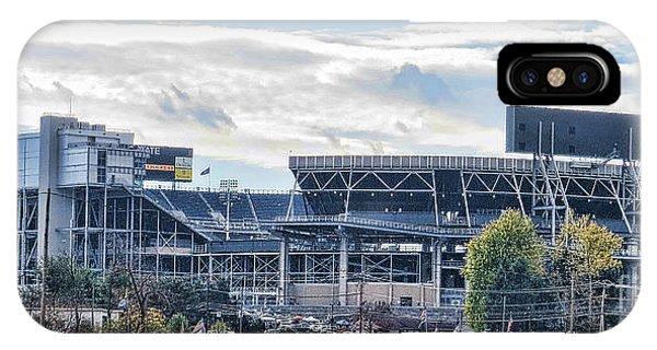 Beaver Stadium Game Day IPhone Case