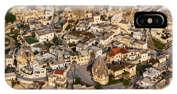 Cappadocia iPhone Case - Bedrock by Andrew Paranavitana
