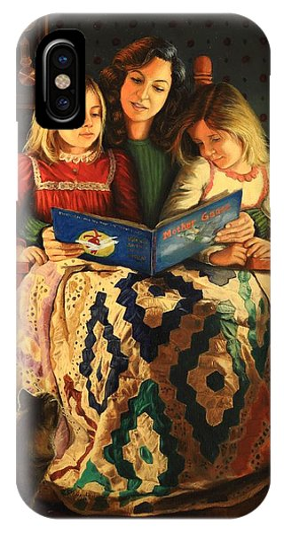 Bedtime Stories IPhone Case
