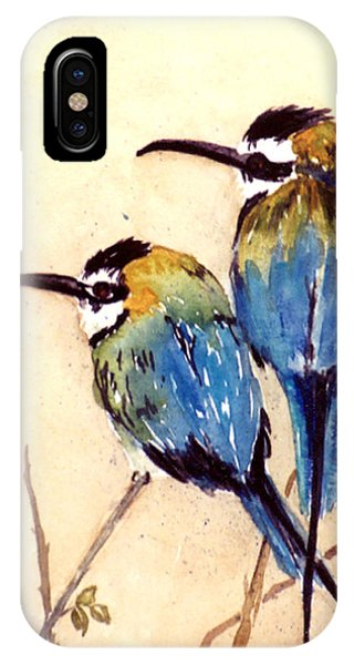 Bee Catchers IPhone Case
