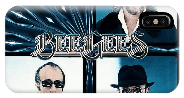 Bee Gees I IPhone Case