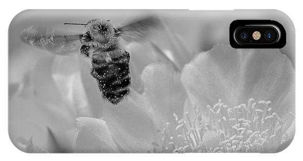 Bee Rising IPhone Case