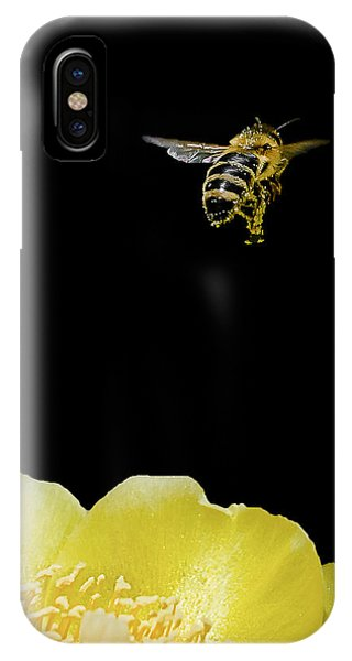 Bee Rising #2 IPhone Case