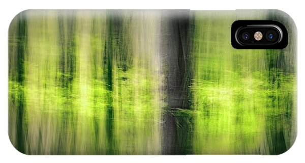 Leaf iPhone Case - Beeches In The Spring by Vladimir Kysela