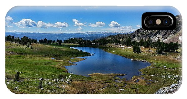 Beehive Basin Cirque IPhone Case