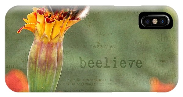 Beelieve IPhone Case