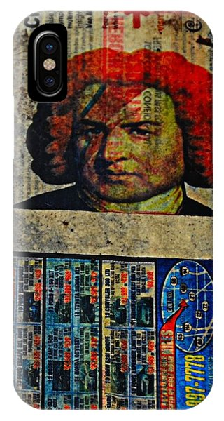 Beethoven02 IPhone Case