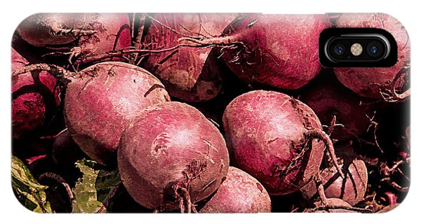 Beets - Earthy Wonders IPhone Case