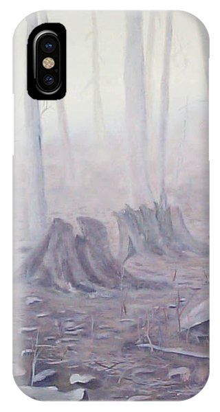 Before The First Snow IPhone Case
