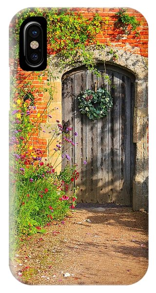 IPhone Case featuring the photograph Before The Secret Garden by Michael Hope