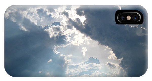 Before The Storm IPhone Case