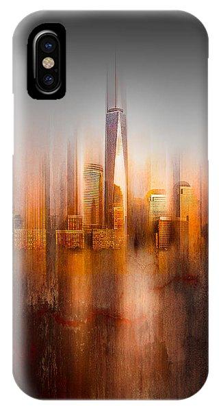 Futuristic iPhone Case - Behind The Window by Carmine Chiriac?