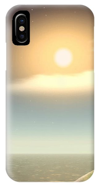 Being There IPhone Case