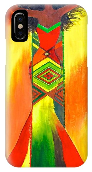 Being Wild IPhone Case