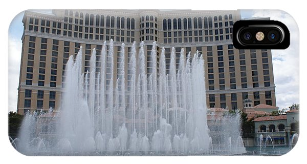 Belagio - Las Vegas Phone Case by Michael Davis