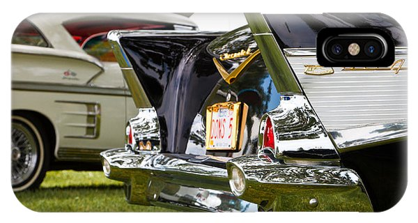 Belair Tail Fins  2 IPhone Case