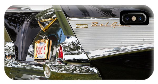 Belair Tail Fins  IPhone Case