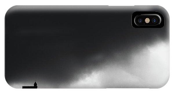 Rural iPhone Case - Believers by Kristjan Rems