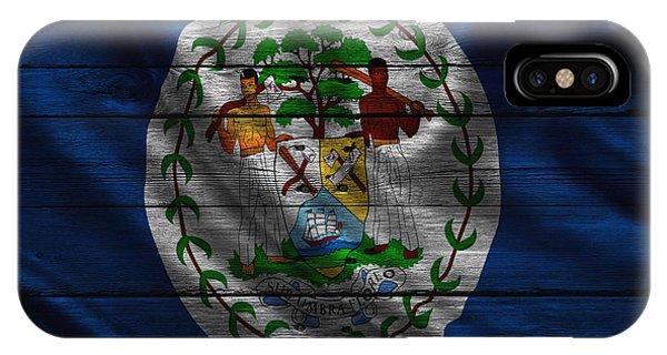Belize iPhone Case - Belize by Joe Hamilton