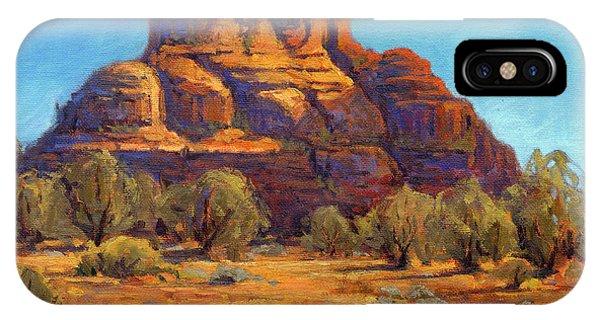Bell Rock, Sedona Arizona IPhone Case