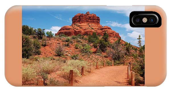 Bell Rock - Sedona IPhone Case