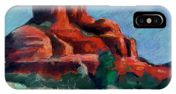 Bell Rock Sedona IPhone Case