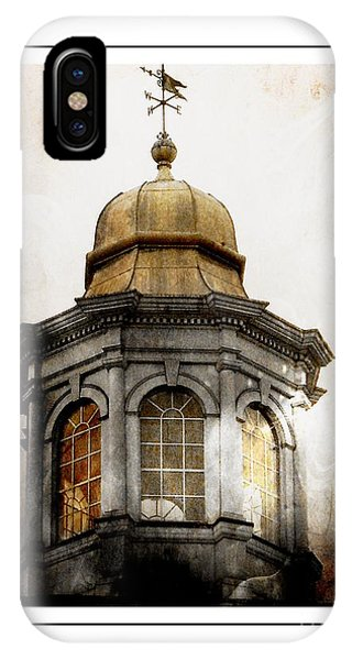 Bell Tower IPhone Case