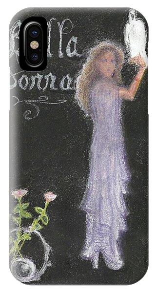 Bella Donna Phone Case by Jami Cirotti