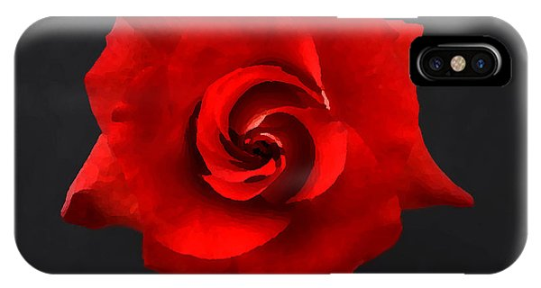 Bella Rosa IPhone Case