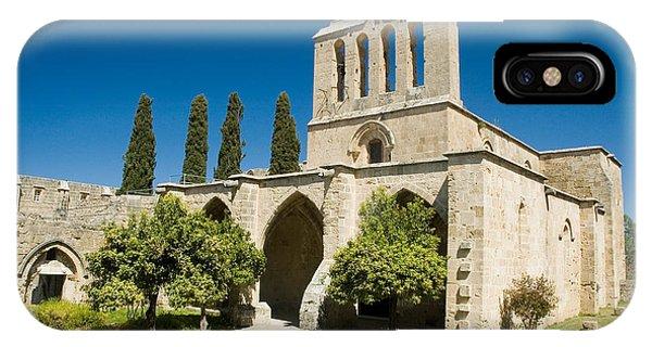 Bellapais Abbey Kyrenia IPhone Case
