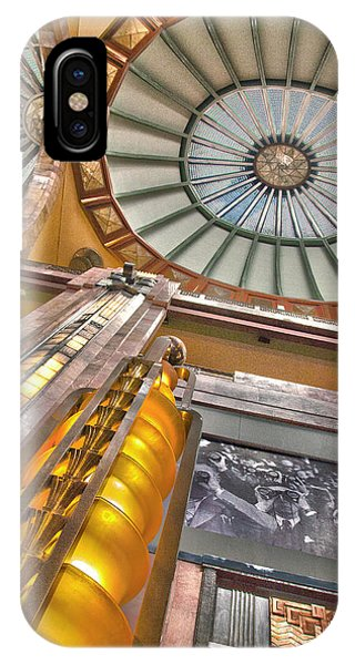 Bellas Artes Interior IPhone Case