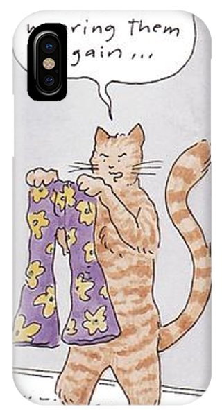 Belling The Cat 'well IPhone Case