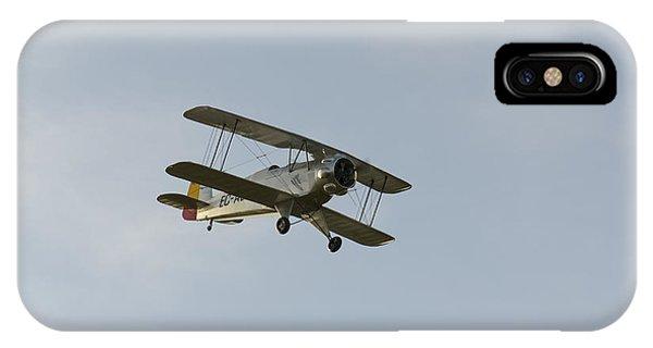 Bellota Jet 2013 Bucker Big Scale IPhone Case