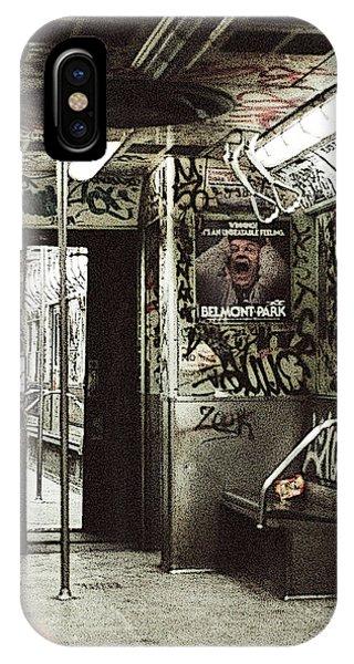 iPhone Case - Belmont Park by Julie Acquaviva Hayes