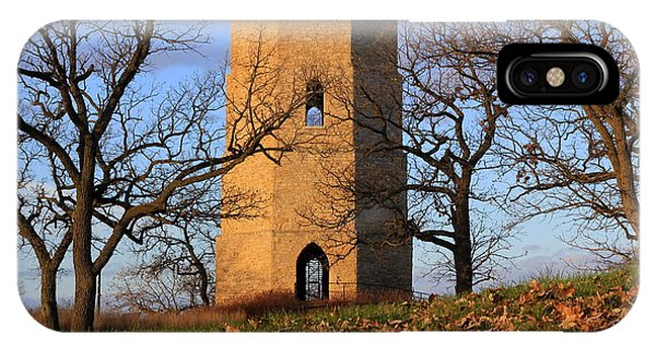 Beloit Historic Water Tower IPhone Case